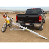 Motorcycle Carrier Rack Ramp Trailer Hitch Hauler